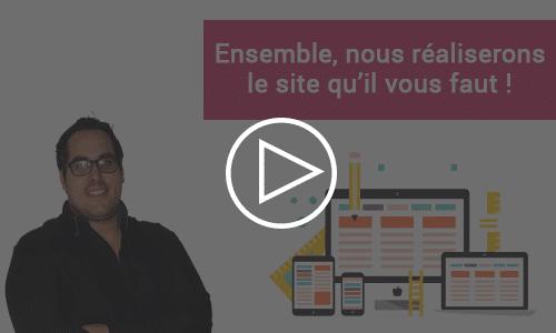 Vidéo – Site internet (Mobile)