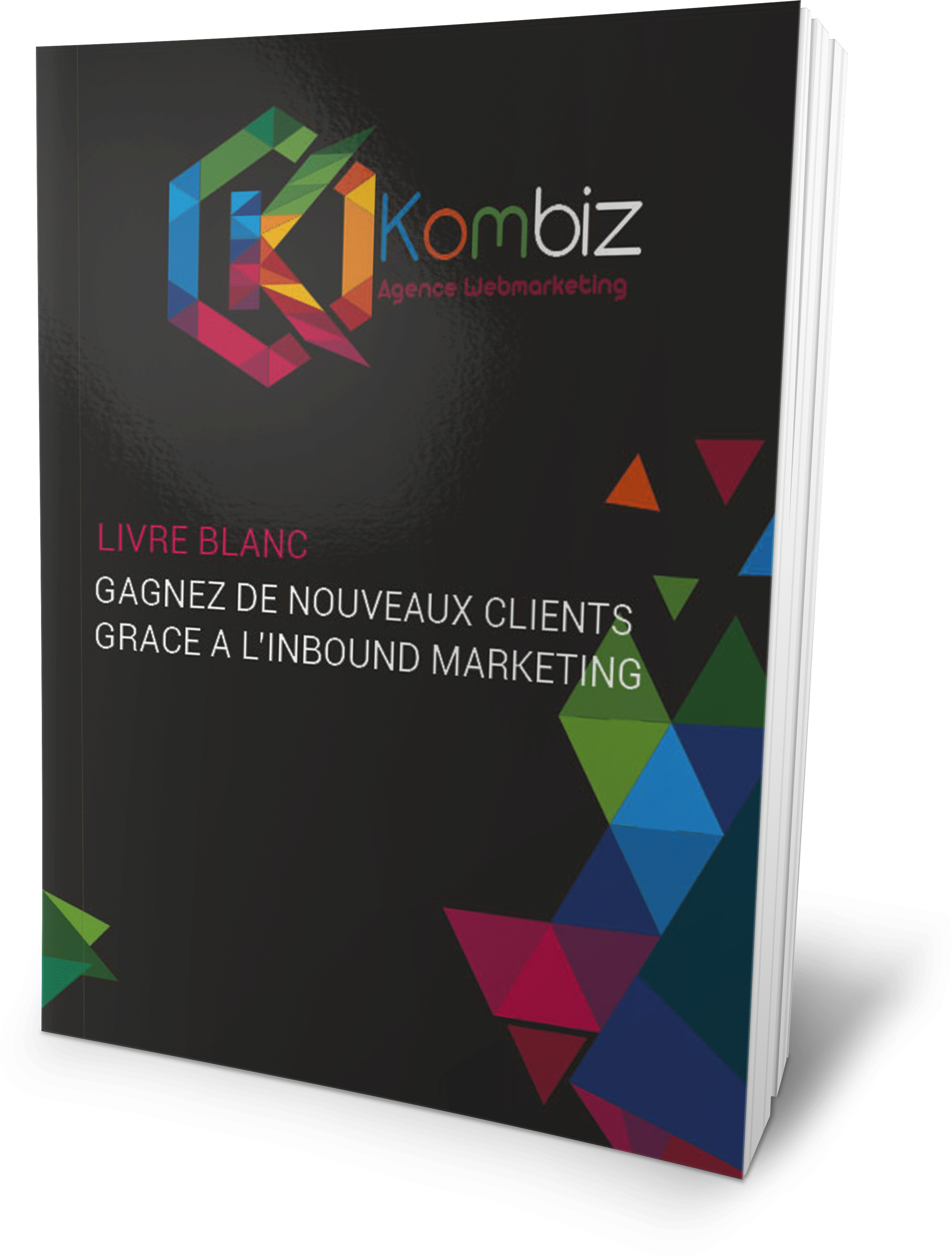 Inbound Marketing ebook - Gagnez de nouveaux clients